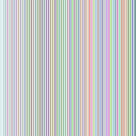 vertical rainbow coloring lines, seamless vector background illustration