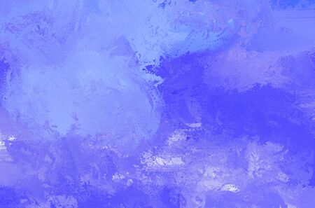 Abstract violet blue painting texture. sea coloring