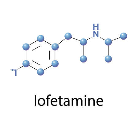 Iofetamine is a radiopharmaceutical drug for spect