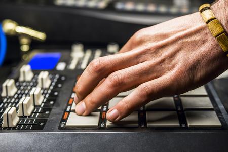 MIDI コント ローラー 写真素材