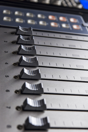 the mixing: mixing boards