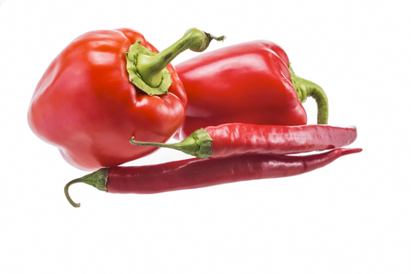 chilli, Sweet pepper