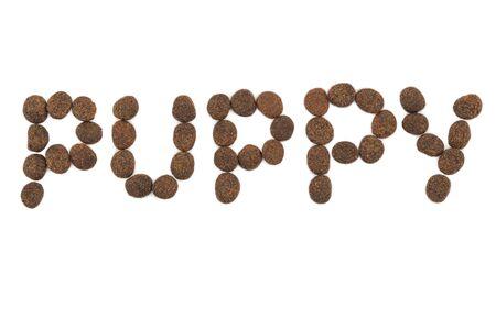 inscription dog food puppies