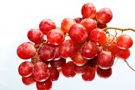 vine, juicy grapes, grape berries large, a reflection of grapes, aromatic grape, a new crop, fresh berries photo