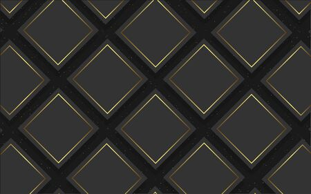 Luxury golden background design. Applicable for logos, banners, brochures, covers, flyer.
