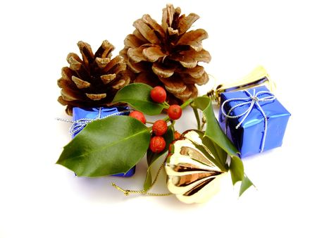 The Christmas Decorations Stock Photo - 685535