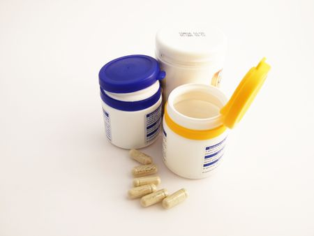 paramedical: Medical concept with pills