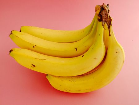 tempted: The exotic fruits: bananes