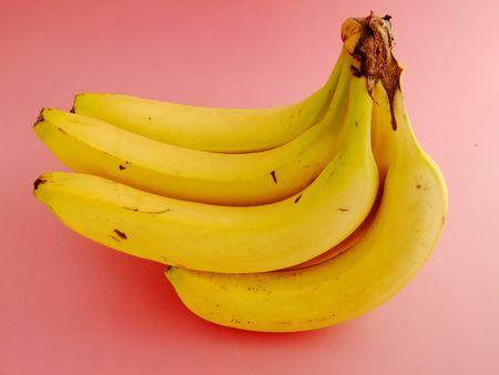exotic fruits: The exotic fruits: bananes