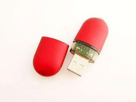 USB connector photo