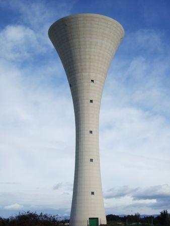 municipal: Municipal water tower