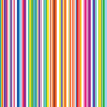 Colorful striped abstract background, variable width stripes. Vertical stripes color line. Seamless pattern design for banner, poster, card, postcard, cover, business card.