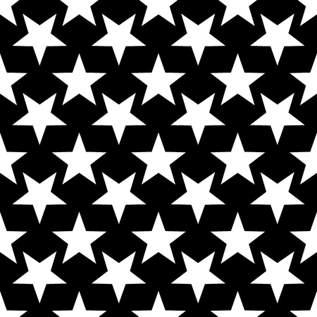 Seamless background with stars Иллюстрация