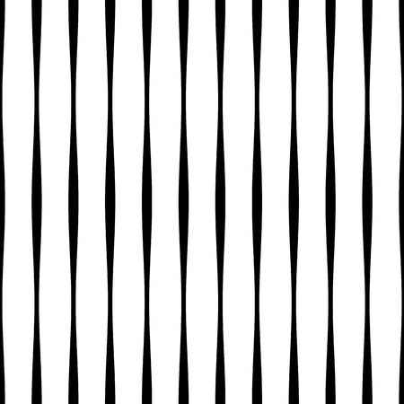 Seamless ripple pattern. Repeating vector texture. Striped minimalistic rippled background. Modern striped texture.