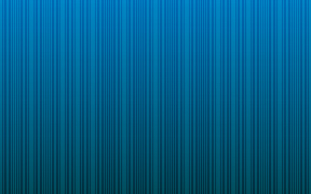 Dark blue gradient with stripes. Striped pattern background. Trendy linear banner for landing page. Lines of different thickness. Pattern for web-design. Vector minimalist texture.