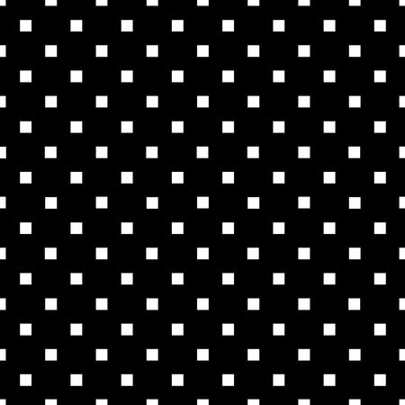 Patrón transparente pequeño cuadrado. Diseño de fondo gráfico de moda. Textura abstracta con estilo moderno. Plantilla monocromática para impresiones, textiles, envoltura, papel tapiz, sitio web, etc. Ilustración vectorial Ilustración de vector