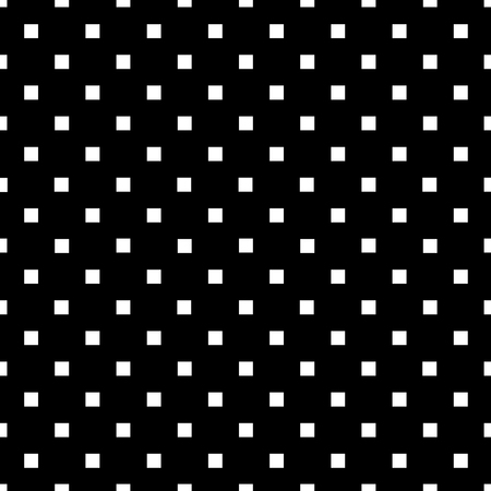 Square small seamless pattern. Fashion graphic background design. Modern stylish abstract texture. Monochrome template for prints, textiles, wrapping, wallpaper, website etc. Vector illustration