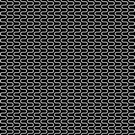 Modern stylish texture. Vector seamless pattern. Repeating abstract background. Stylish linear texture.