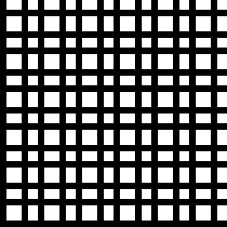 Background of seamless plaid pattern. Vector illustration. 向量圖像