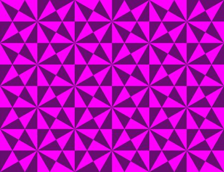 Abstract geometric pattern with triangles and polygons