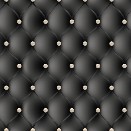 Seamless pattern upholstery, with pearls  vector Vector