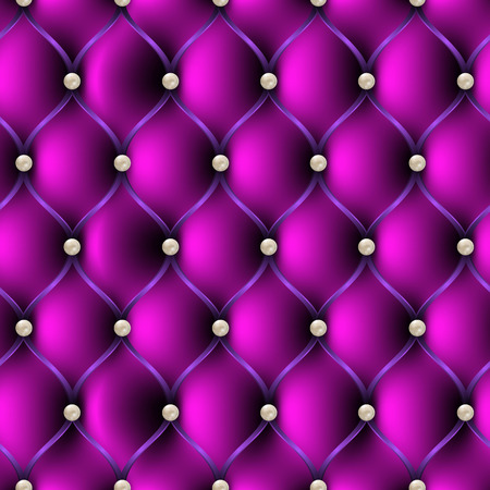 Seamless pattern upholstery, with pearls  vector Illustration