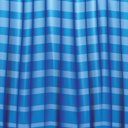 Curtain, Vector background curtains, draperies hanging cloth  Vector