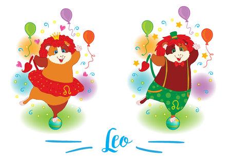 esoterismo: Los signos del zodíaco. Conejillo de indias. León
