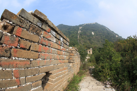 the great wall: great wall in china