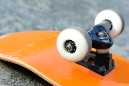 skateboard: skateboard wheels