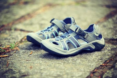 sandalias: las sandalias al aire libre Senderismo