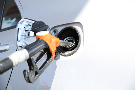 refueling: refueling Stock Photo