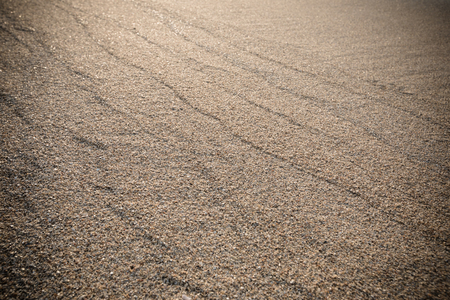 Closeup of beach sand background