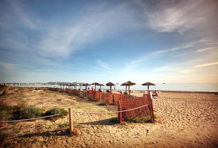 umbrela: Ibiza Beach