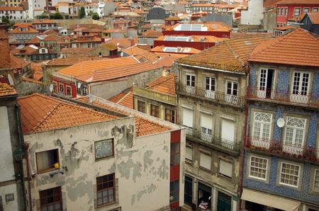 porto: Porto old town Stock Photo