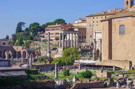 roma antigua: Roma antigua Foto de archivo