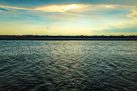 seawall: The sea-wall