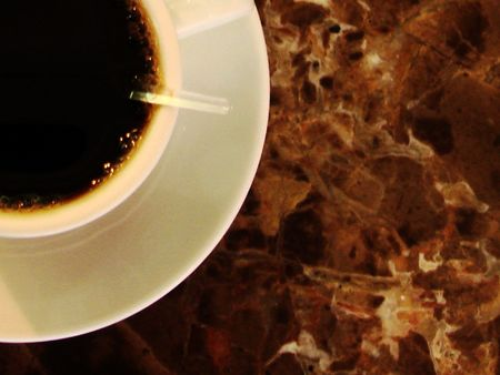 cup of coffee for background