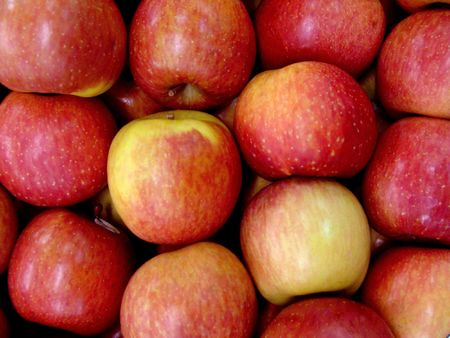 red apple                              Stock Photo - 3713687