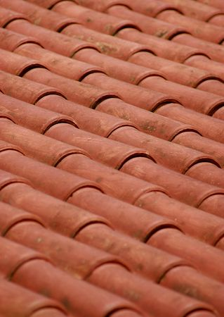 roofing texture                 Stock Photo