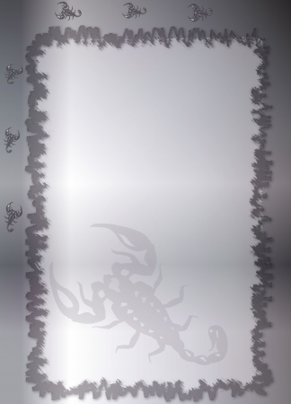 scorpion Stock Photo - 3775704