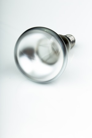 halogen: Close up of a halogen light bulb Stock Photo