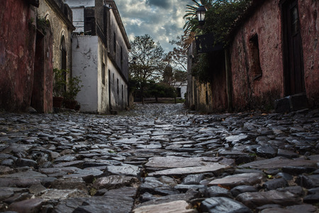 Road paved