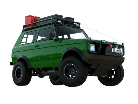 off road vehicle: suv