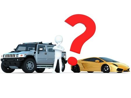 sportcar: suv and sportcar choice