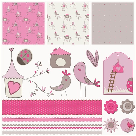 bird house: Bird House Design Elements