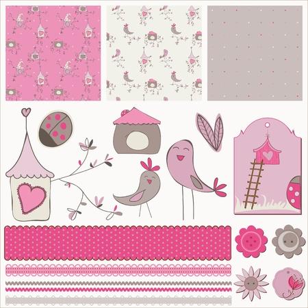maison oiseau: �l�ments de conception de maison Bird