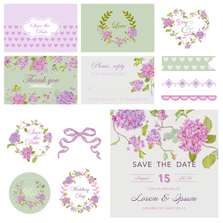 happy birthday girl: Scrapbook Design Elements - Baby Shower Flower Theme