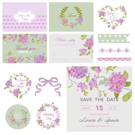 baby flower: Scrapbook Design Elements - Baby Shower Flower Theme