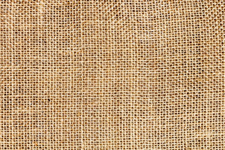 gunny bag: Sackcloth textured natural cloth for the background